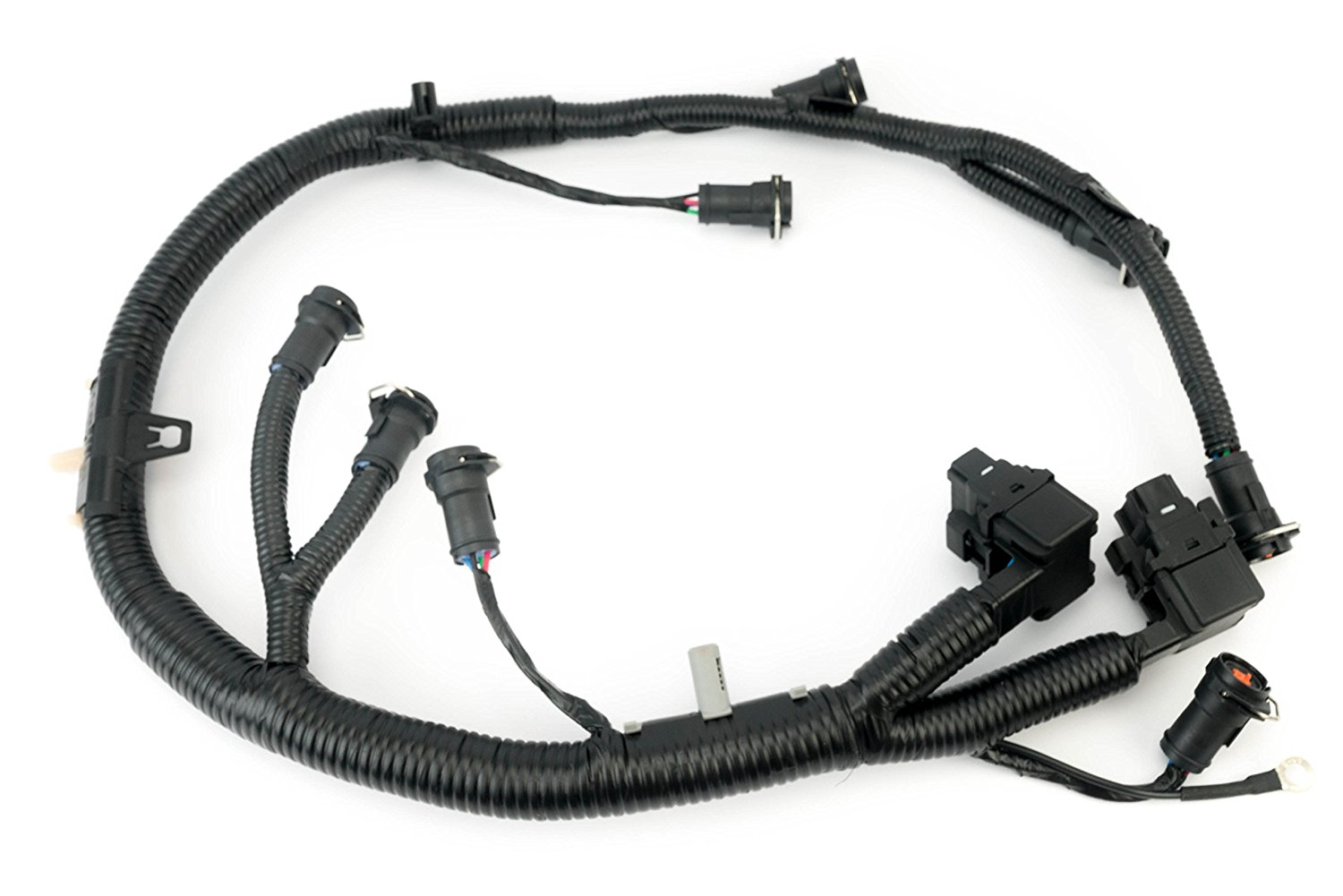 FICM Engine Fuel Injector Complete Wire Harness - Replaces Part# 5C3Z9D930A Image