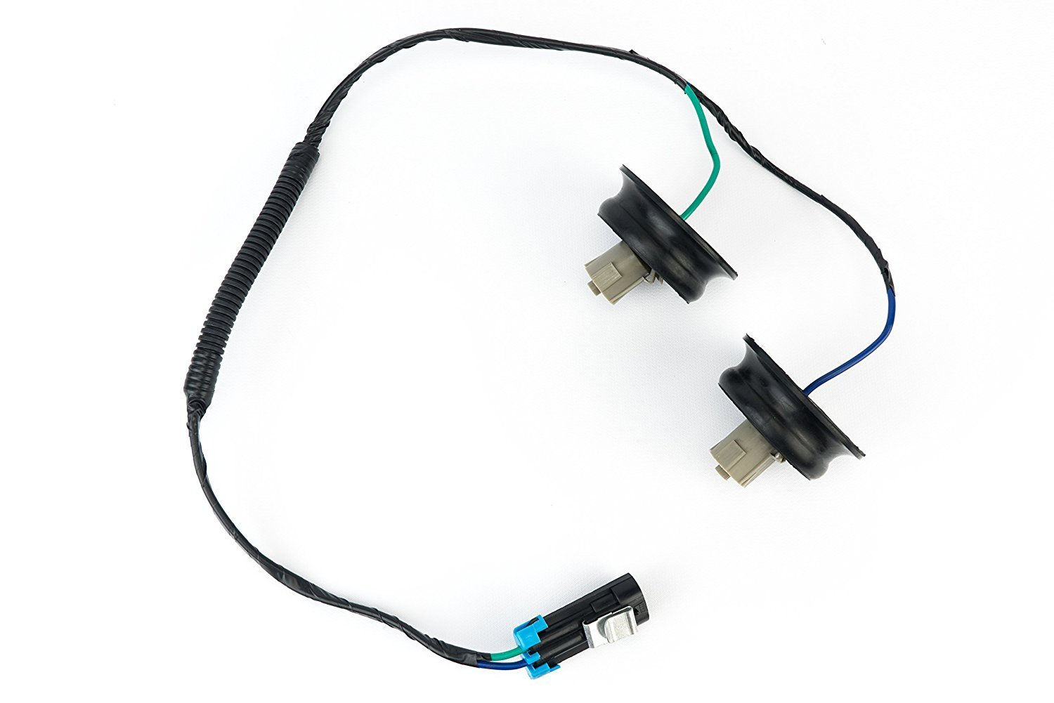 Aa Ignition Products Knock Sensor Wire Harness The Connects To Sensors On Your Engine And Receives Signals From Both These Taken