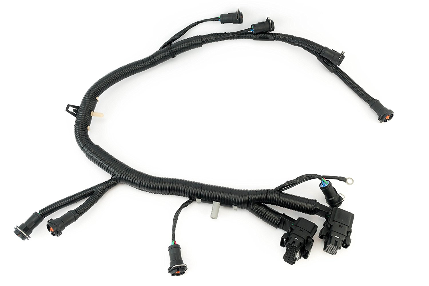 FUEL INJECTOR CONTROL MODULE (FICM) HARNESS – This wire harness connects  the fuel injectors on your 6.0 Powerstroke diesel engine to the FICM module.