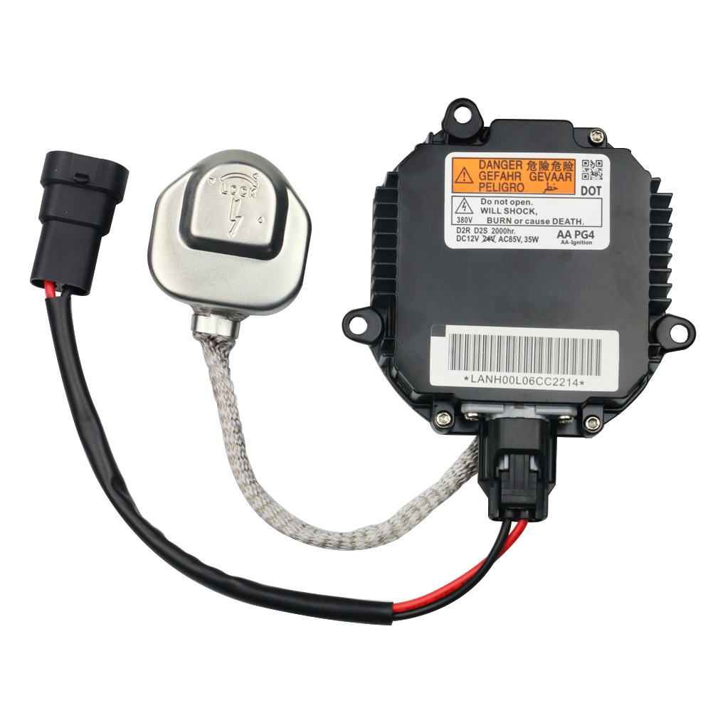 HID Ballast with Ignitor - Headlight Control Unit - Replaces# 28474-8991A Image