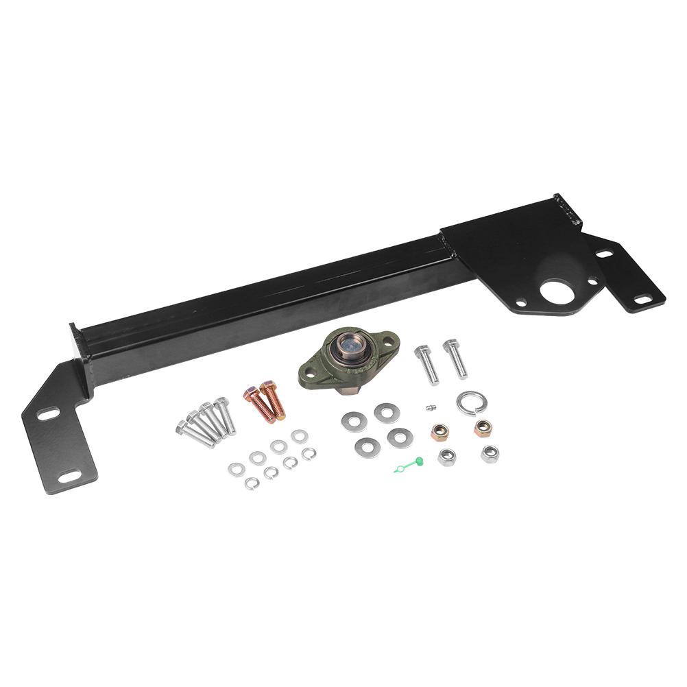 Steering Gear Box Stabilizer Kit - Fits Dodge Ram 1500, 2500, 3500 1994-2002 Image