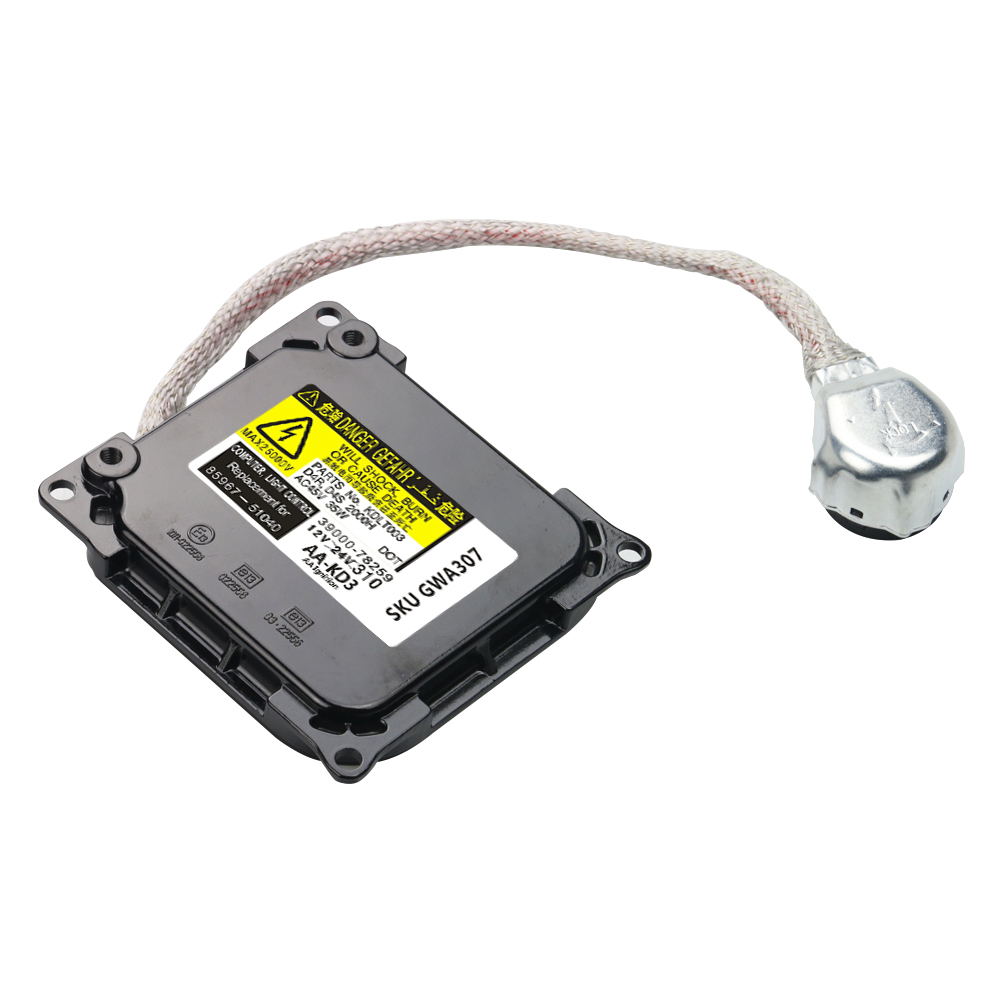 HID Ballast with Ignitor - Xenon Headlight Control Unit - Replaces# 85967-51040 - Fits Toyota & Lexus Image