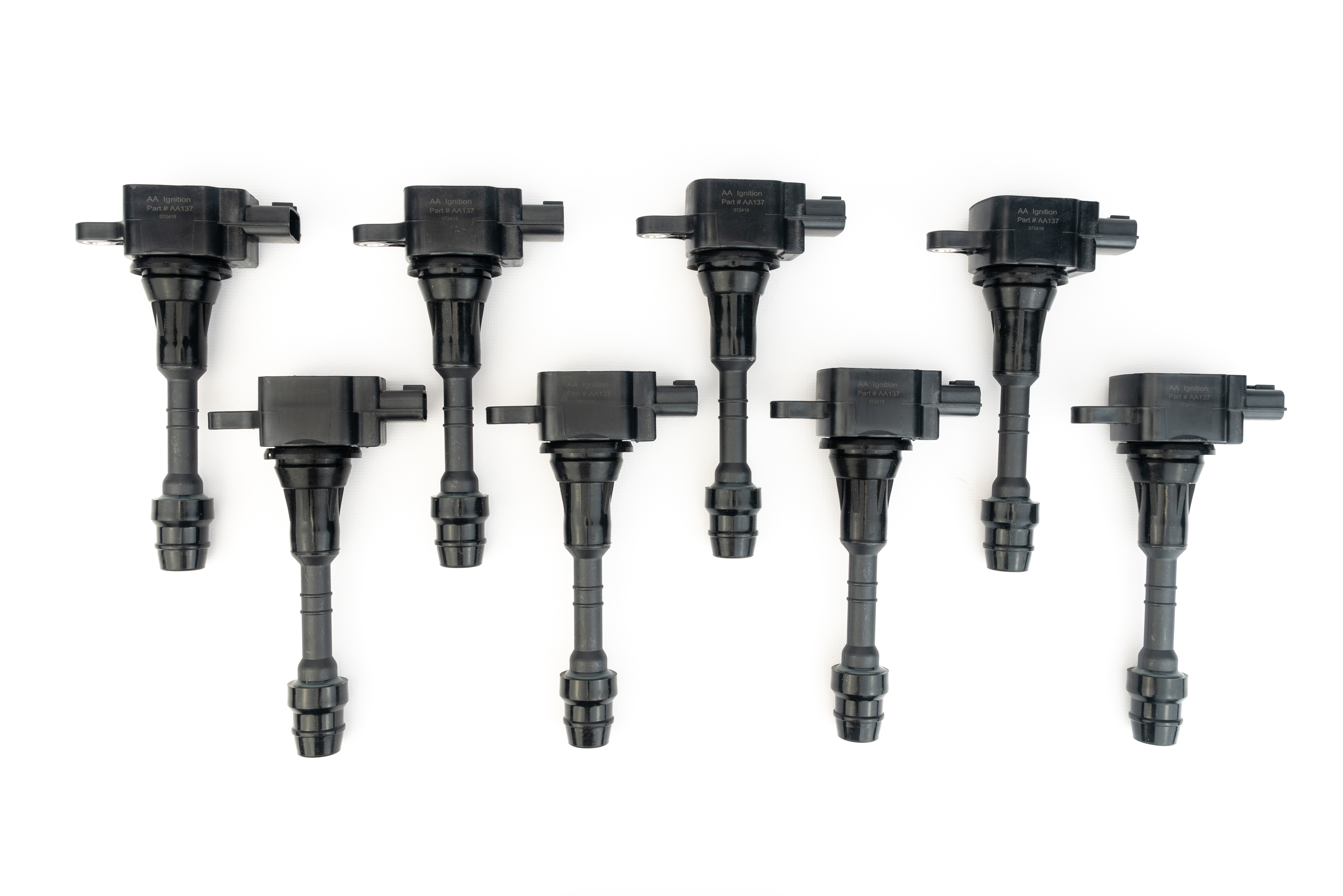 Ignition Coil Pack Set of 8 - Fits Nissan Titan, Armada & Infiniti QX56 5.6L Image