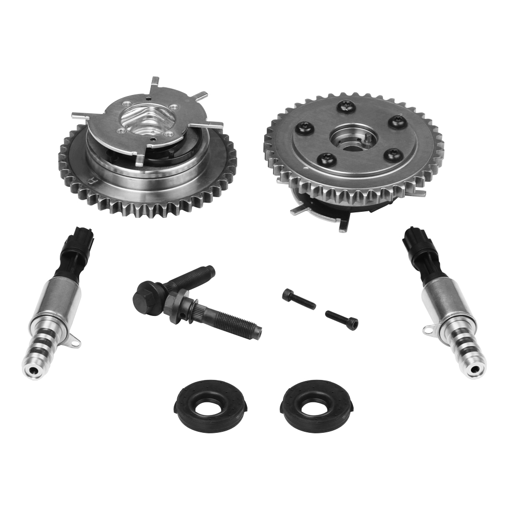 Variable Camshaft Timing Cam Phaser Kit - Replaces# 3R2Z6A257DA, 917-250 - Fits Ford Vehicles Image