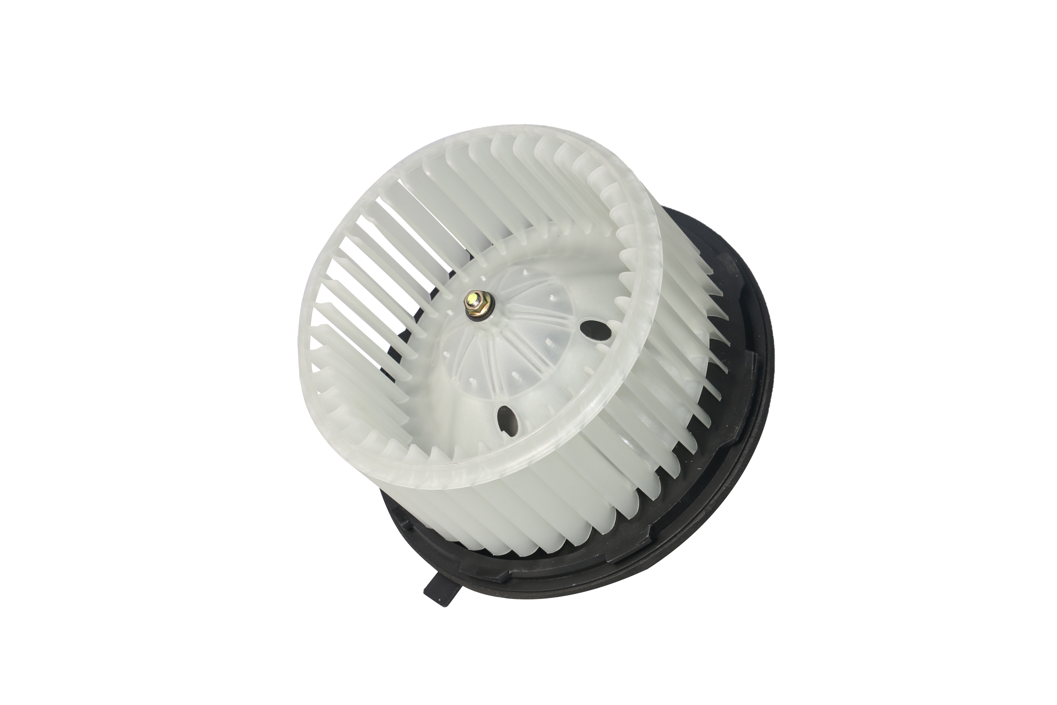 AC Heater Blower Motor - Fits Chevy Silverado, Tahoe, Avalanche, Suburban, Escalade, ESV, GMC Sierra, Yukon, Hummer H2 - Replaces# 15-81683 Image