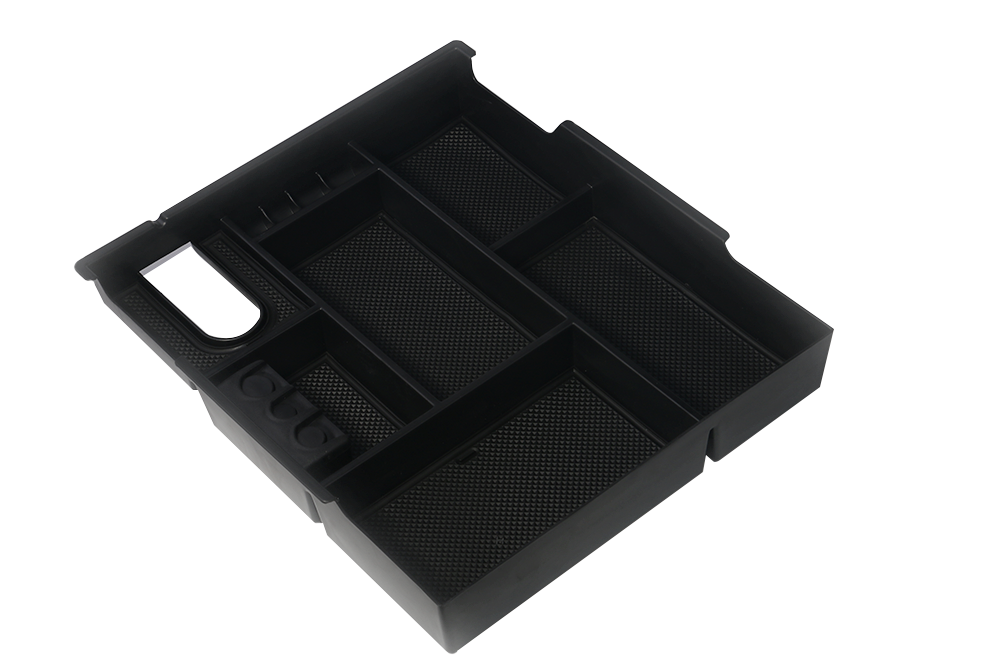 Center Console Organizer Full Tray - Fits 2014, 2015, 2016, 2017, 2018, 2019 Toyota Tundra Image