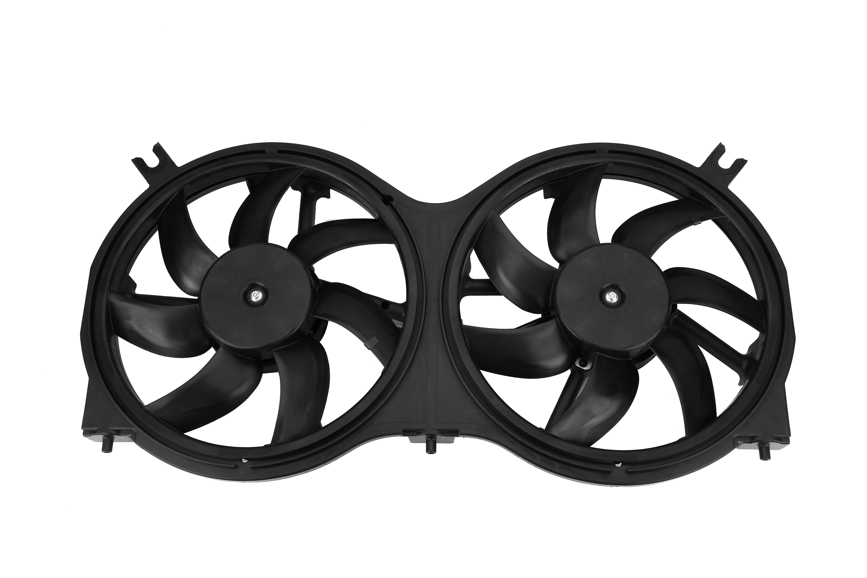 Radiator Fan - Fits Nissan Pathfinder, Infiniti QX60, JX35 Replaces 21481-3JA2E Image